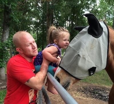 A Horse with Heart—Joe the Wonder Horse